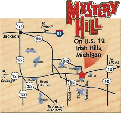 Mystery Hill - Onsted Michigan
